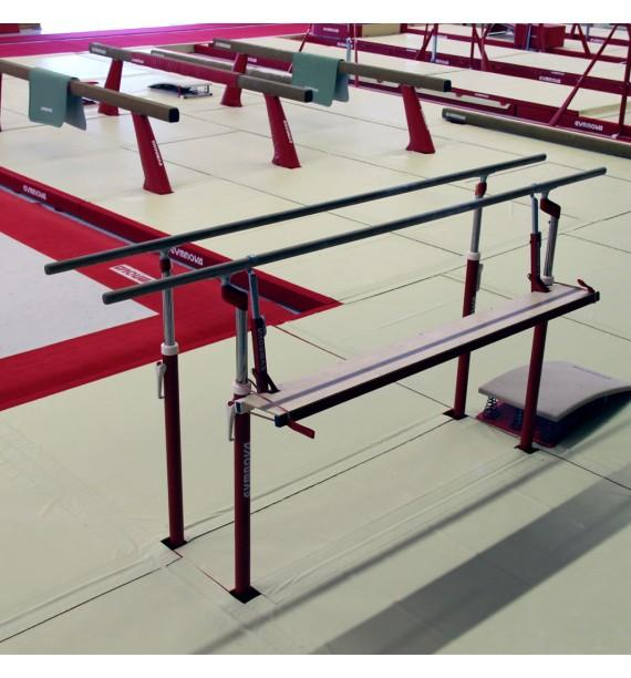SPOTTING PLATFORM FOR PARALLEL BARS