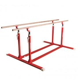 COMPETITION PARALLEL BARS WITHOUT REINFORCED FRAME