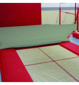 SMALL BUILT-IN TRAMPOLINE ONLY - 366 x 183 cm (*)
