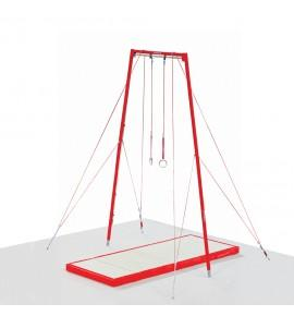 COMPETITION RING FRAME WITH ADJUSTABLE ELASTICITY - FIG APPROVED