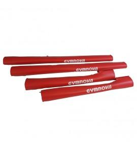 UPRIGHTS GUARDS FOR TRAINING ASYMMETRIC BARS - Set of 4