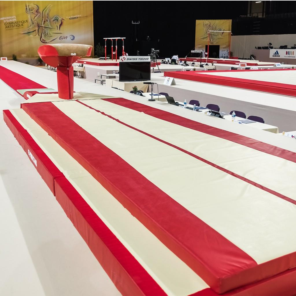 Second Hand Gym Mats Nz: ADDITIONAL LANDING MAT FOR COMPETITION VAULTING