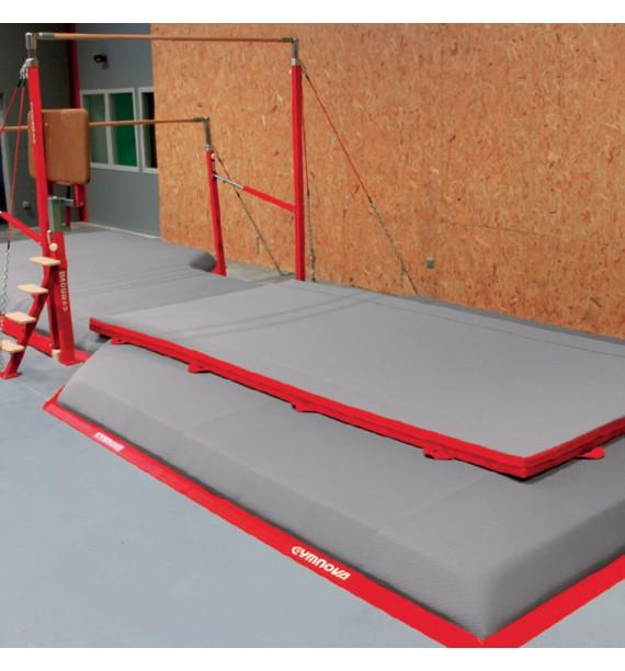 EXTRA SAFETY MAT FOR LANDING PITS - 400 x 200 x 10 cm