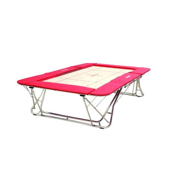 LARGE COMPETITION TRAMPOLINE ONLY - 5 x 4 mm BED
