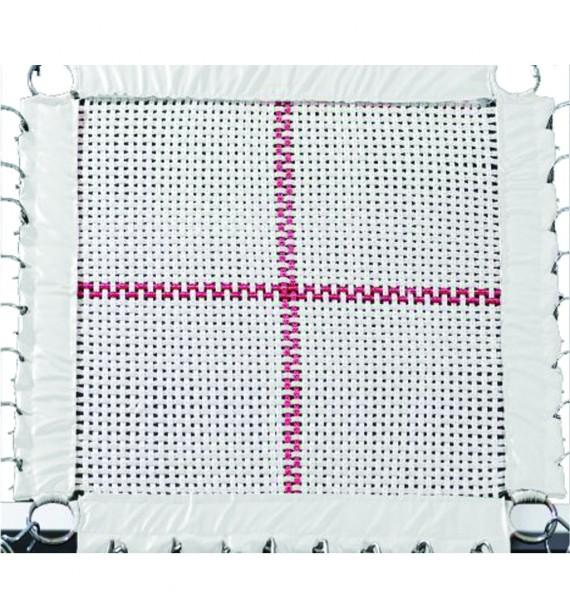 6 x 6 mm MESH BED FOR TEAM-GYM TRAMPETTE