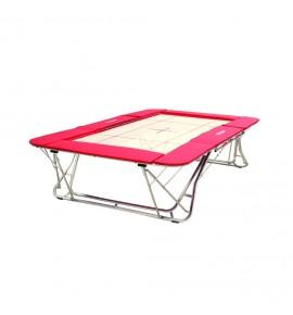 LARGE COMPETITION TRAMPOLINE ONLY - 6 x 6 mm BED