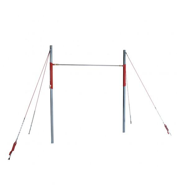 TRAINING ADJUSTABLE HIGH BAR - STANDARD CABLE