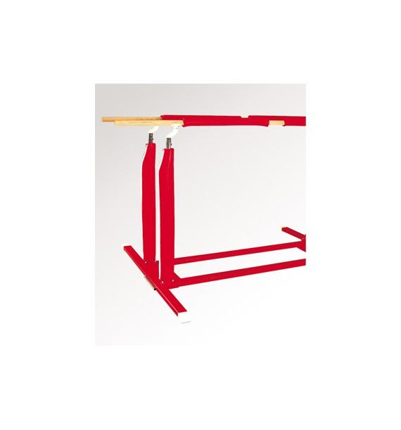 UPRIGHTS GUARDS FOR COMPETITION PARALLEL BARS - Set of 4