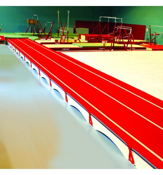 TUMBLING TRACK NOVATRACK'ONE ONLY - 25.5 x 2 m