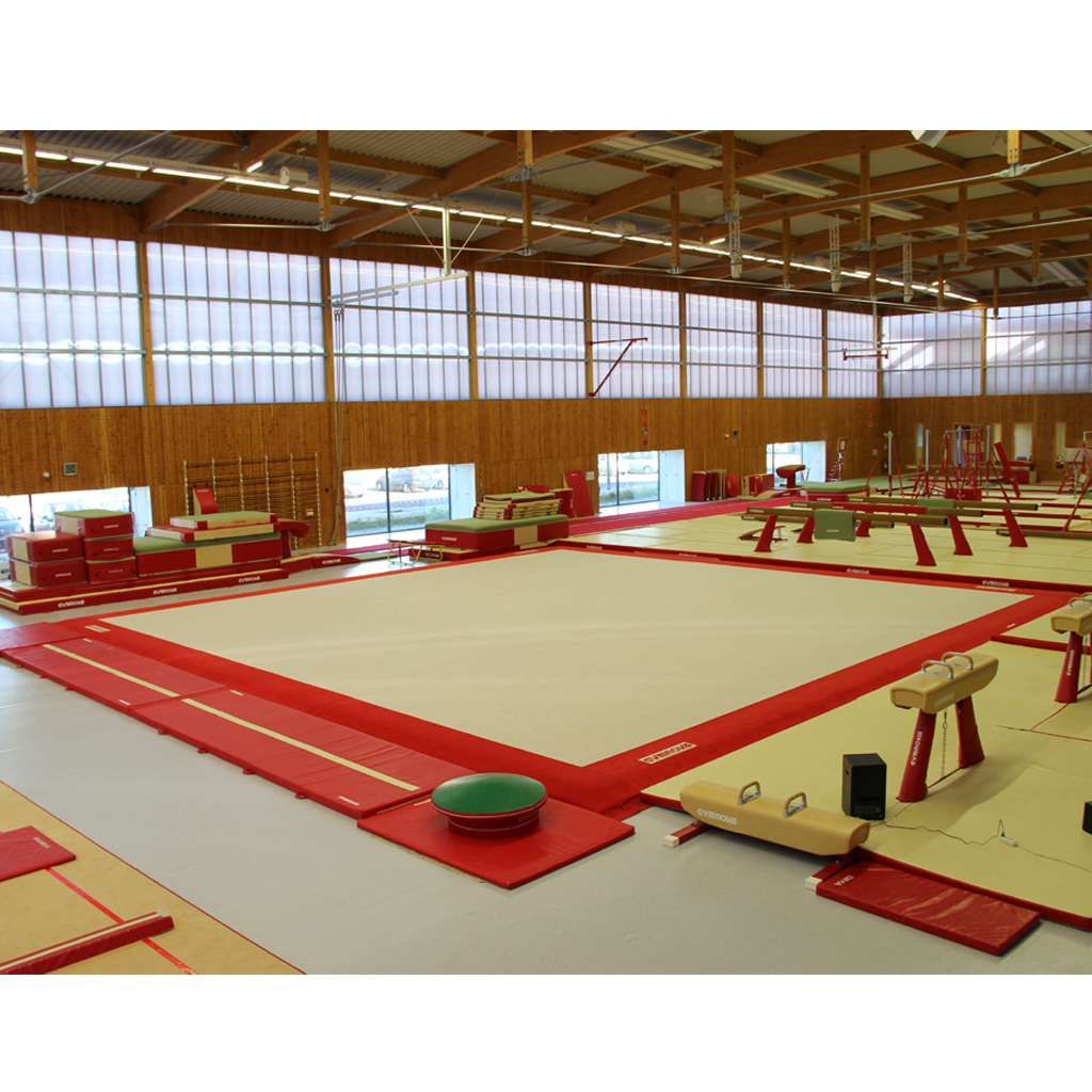 CARPET ONLY FOR COMPETITION EXERCISE