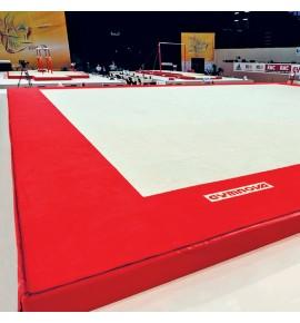 CARPET ONLY FOR TRAINING EXERCISE FLOOR - 13.05 x 13.05 m