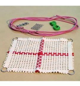 MESH BED FOR OPEN TRAMPETTE 13 x 13 mm