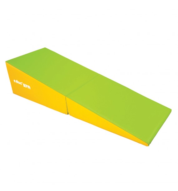 FOLDING SLOPED FOAM PLANE - 200 x 70 x 48 cm