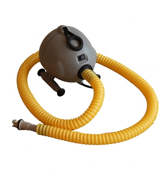 ELECTRICAL INFLATOR FOR INFLATABLE MODULES AND TRACKS - VOLT