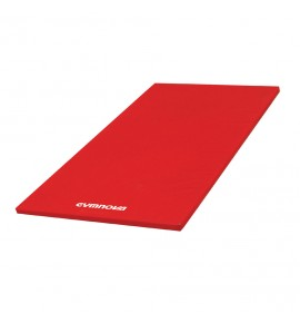 MAT FOR SCHOOL - PVC COVER - WITHOUT ATTACHMENT STRIPS   REINFORCED CORNERS - 200 x 100 x 4 cm