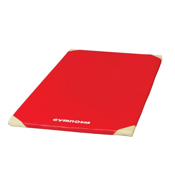 SET OF 5 MATS FOR SCHOOL REF. 6100 - PVC COVER - WITHOUT ATTACHMENT STRIPS - WITH REINFORCED CORNERS - 200 x 100 x 4 cm