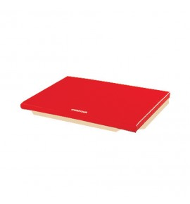 MAT FOR SCHOOL - PVC COVER - WITH ATTACHMENT STRIPS - WITHOUT REINFORCED CORNERS - 200 x 150 x 6 cm