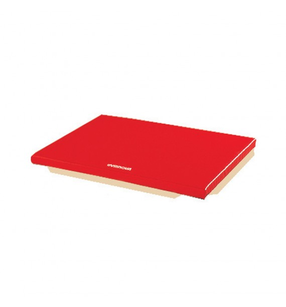 SET OF 5 MATS FOR SCHOOL REF. 6031 - PVC COVER - WITH ATTACHMENT STRIPS - WITHOUT REINFORCED CORNERS - 200 x 150 x 6 cm