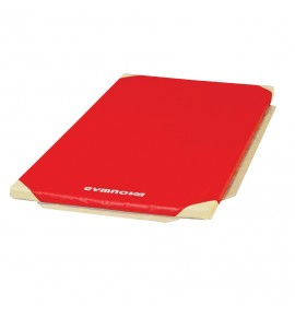 MAT FOR SCHOOL - PVC COVER - WITH ATTACHMENT STRIPS AND REINFORCED CORNERS - 200 x 100 x 5 cm