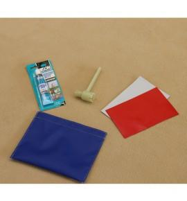 REPAIR KIT FOR INFLATABLE MODULES AND MATS