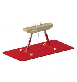 FREESTANDING BASE FOR POMMEL HORSES