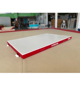 ADDITIONAL SAFETY MAT - SINGLE DENSITY - PVC COVER - 200 x 140 x 10 cm