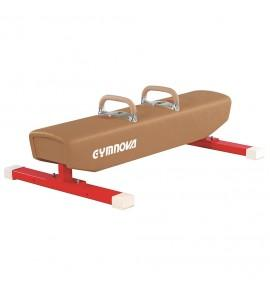 LOW POMMEL HORSE - HEIGHT 40 cm