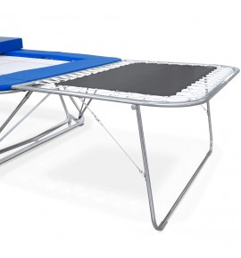 SAFETY PLATFORMS FOR ULTIMATE AND GRAND MASTER TRAMPOLINES - DIMENSIONS: 262 x 187 x 115 cm - THE UNIT
