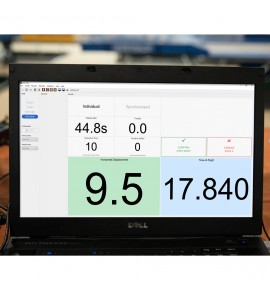 MEASUREMENT SYSTEM FOR 2 ULTIMATE TRAMPOLINES