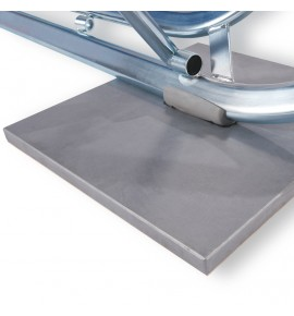 STABILITY PLATE FOR ULTIMATE TRAMPOLINES