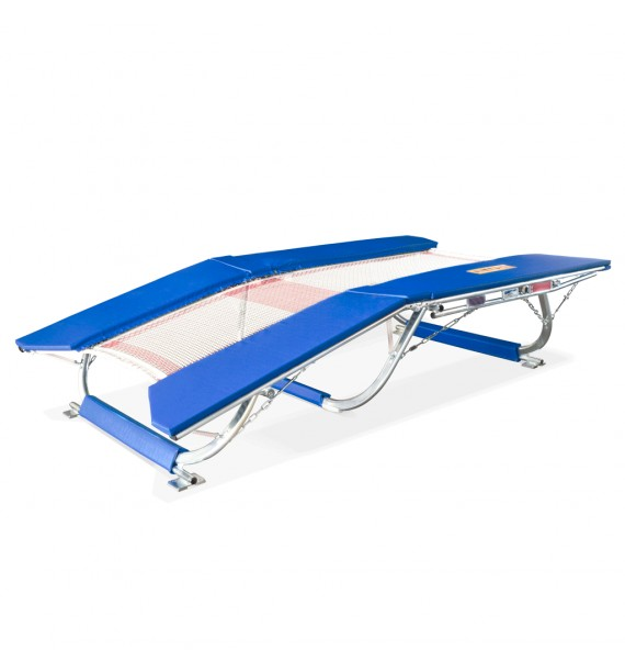 ULTIMATE COMPETITION DOUBLE MINI-TRAMPOLINE - FIG
