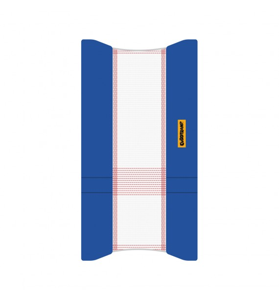 FRAME PADS FOR DOUBLE MINI-TRAMPOLINES - THE PAIR