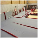 EXTRA SAFETY MAT FOR LANDING PITS - 300 x 200 x 10 cm