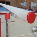 COMPETITION HAND-RAIL FOR PARALLEL BARS - NATURAL FIBRE - THE PAIR