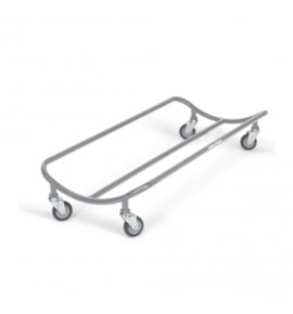 TRANSPORT TROLLEY FOR INFLATABLE TRACKS