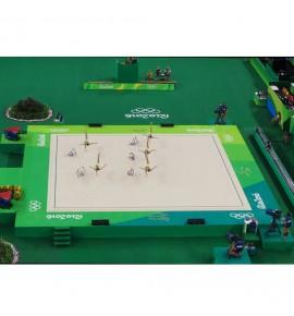EVOLUTION COMPLETE RHYTHMIC GYMNASTICS COMPETITION FLOOR - FIG Approved