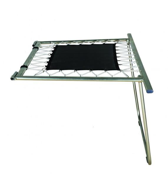 SMALL FOLDABLE SAFETY END DECKS FOR LARGE COMPETITION TRAMPOLINES - Pair