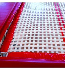 13 x 13 mm NYLON BED FOR MASTER TRAMPOLINE